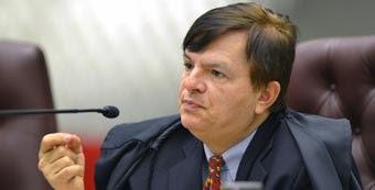 Ministro do Tribunal Superior Eleitoral Herman Benjamin