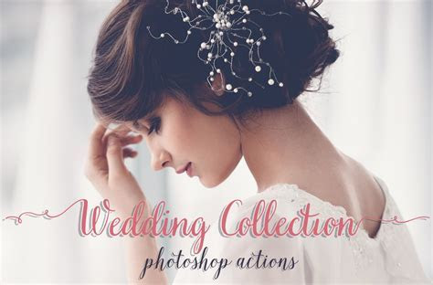 Wedding Photoshop Actions ~ Photoshop Add Ons ~ Creative
