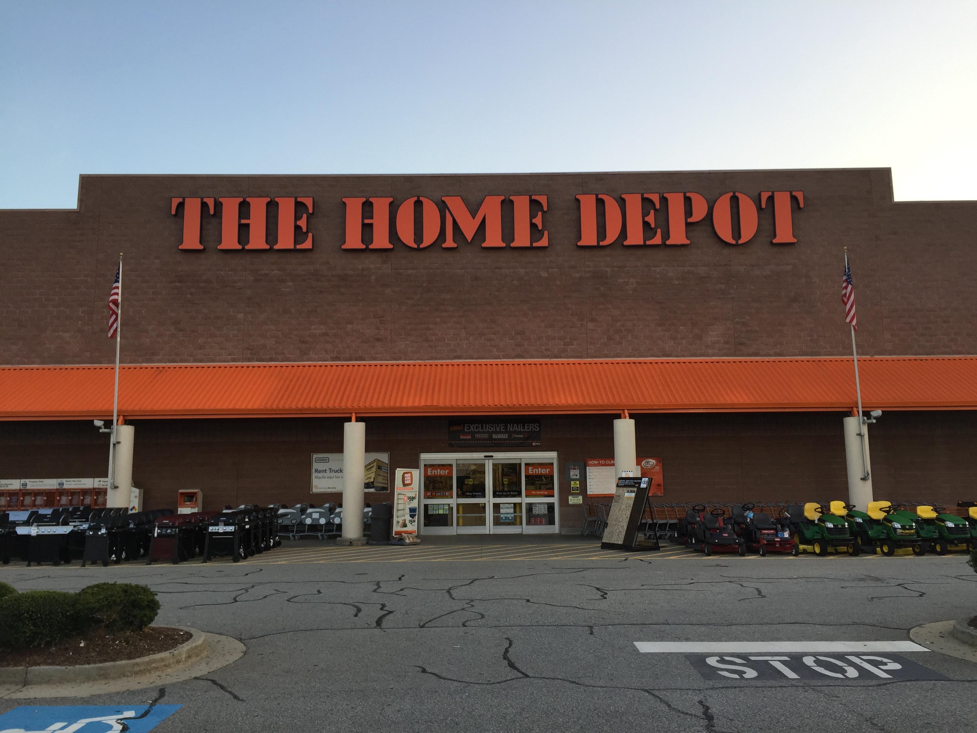 Home Depot Newnan Georgia Phone Number