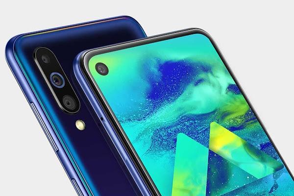 55344c67b20 Samsung Galaxy M40: agujero en pantalla y triple cámara trasera en el nuevo  modelo de la serie Galaxy M