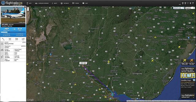 Flightradar24 LiveAirTrafic