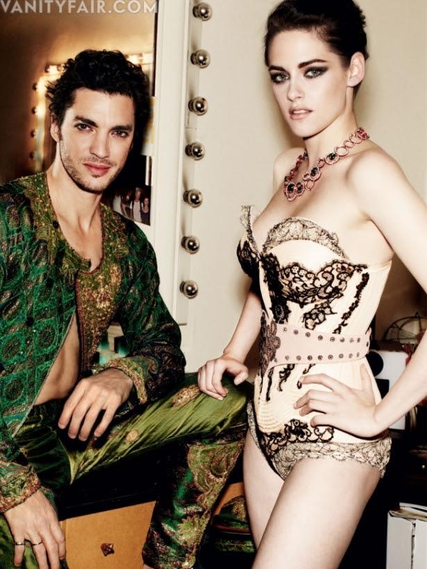 Kristen Stewart Covers vanity Fair July 2012