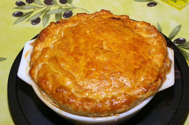 Steak pie with suet pastry | Flickr - Photo Sharing!