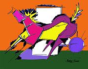 Artist  Singh - Horse