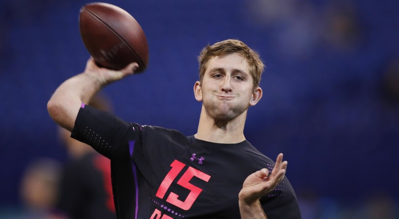 Roundup: Could Josh Rosen go outside of top 10 in NFL ...