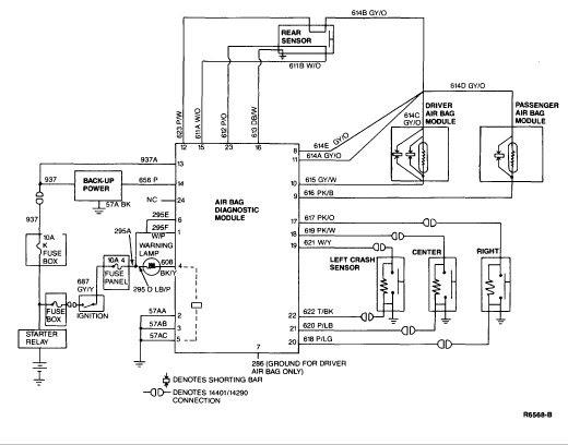 93 Mustang Air Bag Wiring Diagram - Wiring Diagram Networks | Pouch Wiring Diagram |  | Wiring Diagram Networks - blogger