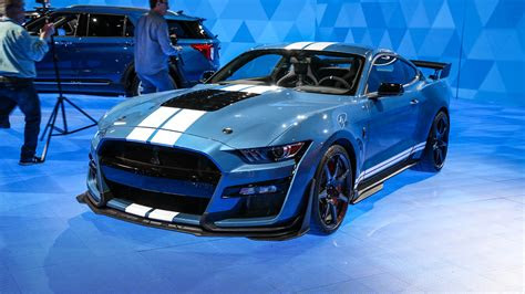ford mustang shelby gt sells