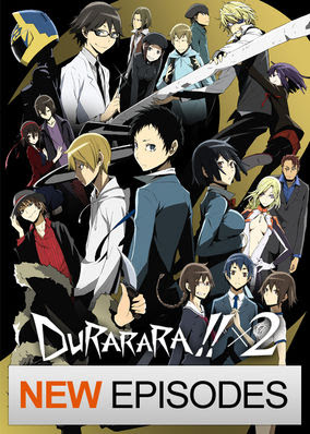Durarara!!X2 - Season Ten