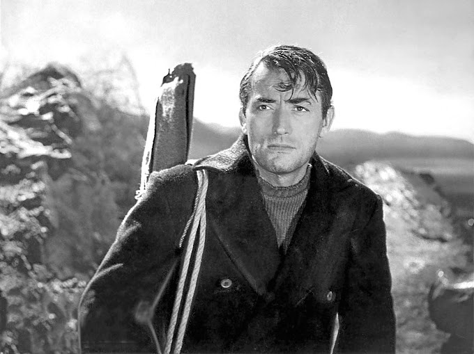 Looking back on Gregory Peck's days of glory as a true hero