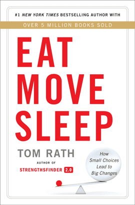 Eat Move Sleep Book cover image