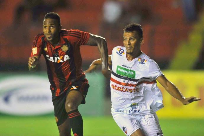 Sport x River-PI (Foto: Aldo Carneiro / Pernambuco Press)