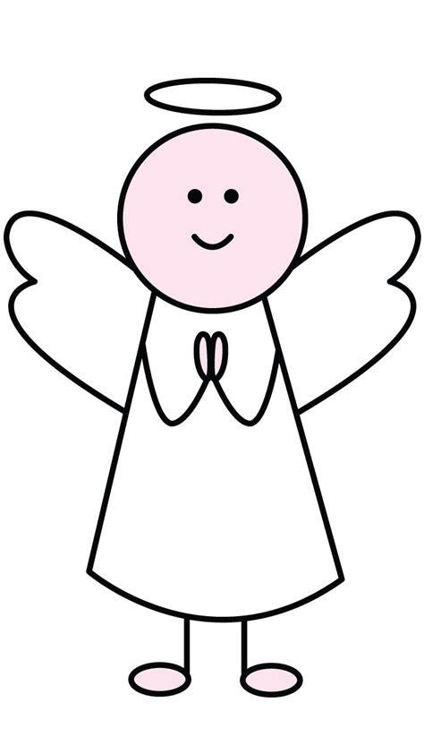 pin  kathy schatz  christmas crafts angel drawing