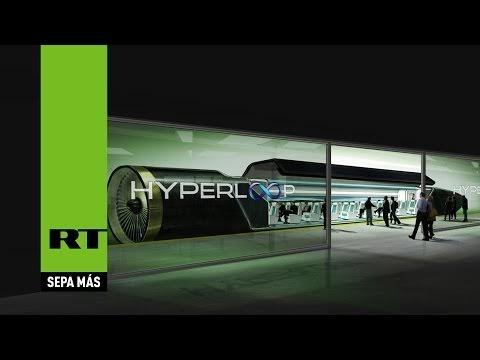 En EE.UU. prueban el Hyperloop One, un sistema de transporte súper veloz