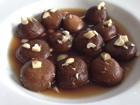 How to make Rasgulla at home? Brown Rasgulle Recipe ...