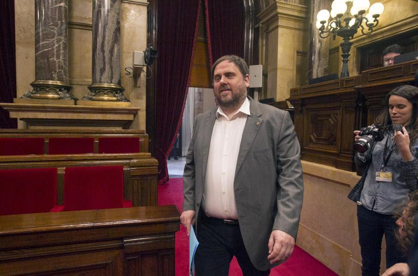 La cita secreta Sánchez-Junqueras revuelve al PSOE y al Govern