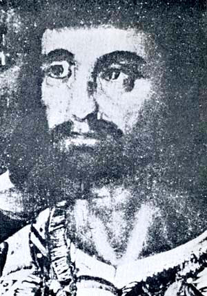 Juan Diego Portrait
