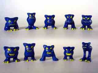 ToyFinity Mordles Crawler (Blue) Mini-Figures