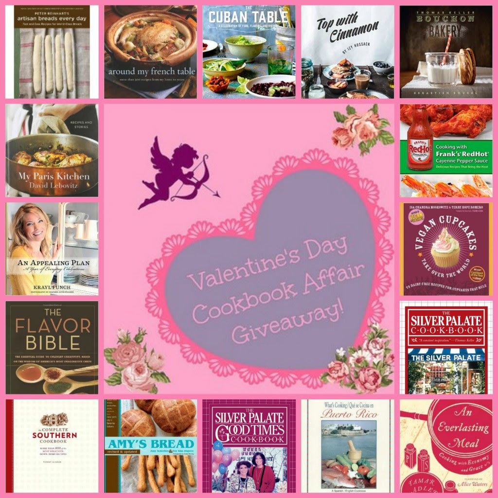 Cookbook Affair Giveaway
