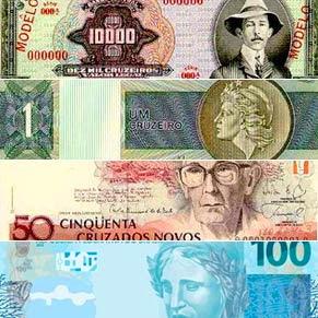 Evolução do dinheiro