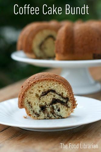 Aunt Patty's Coffee Cake Bundt