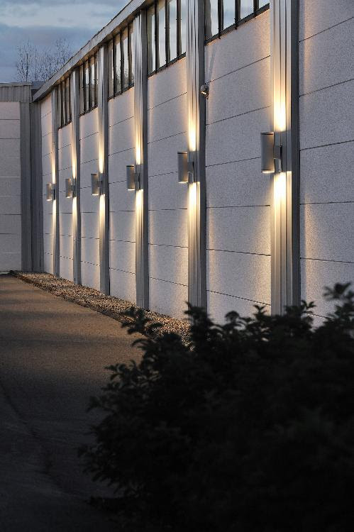Exterior Outdoor Wall Light - Up and Down Light
