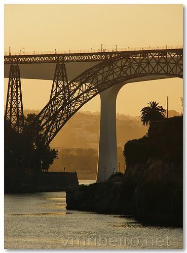 Pontes no Douro by VRfoto