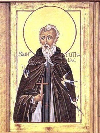 Αποτέλεσμα εικόνας για saint guthlac