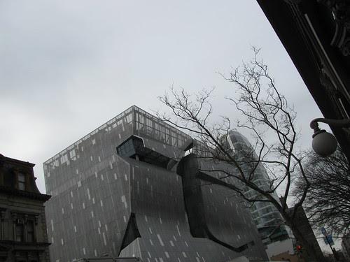 NYU Building Near Cooper Union