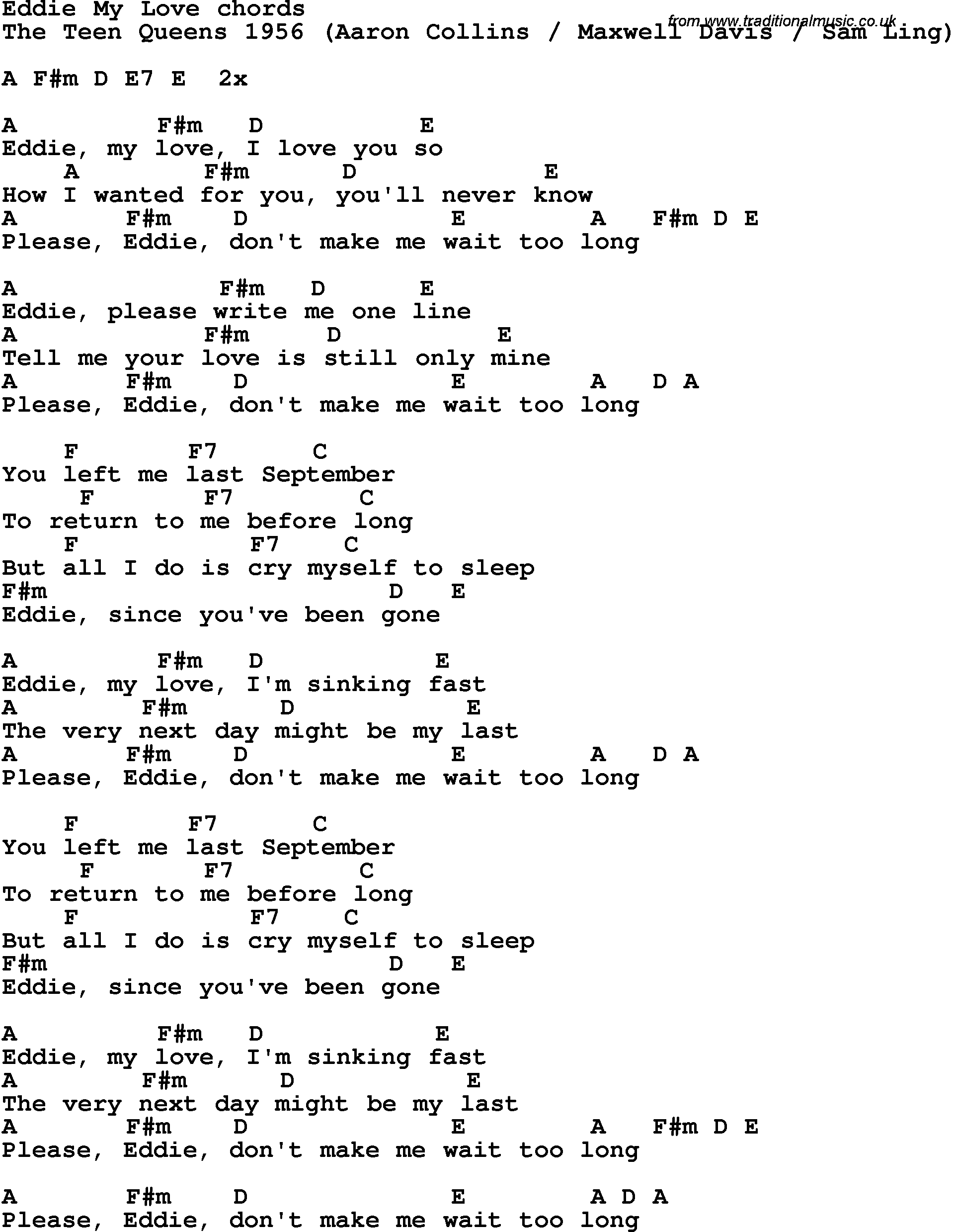 Love Lyrics Quotes Love Song Lyrics Oldies