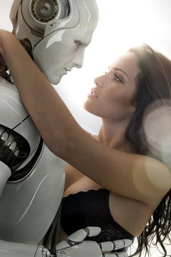Human Robots Future