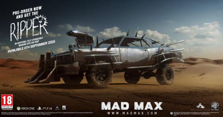 Ripper Mad Max