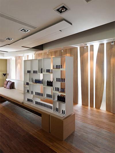 Aroma of Shadow Essential Oils Store Design – Commercial Interior ...