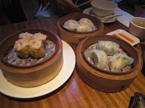 Dumplings @ Yum Cha