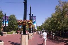 Pearl Street Mall, Boulder