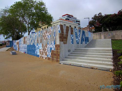 Arte Urbana by Add Fuel - Azulejos, Herança Viva na Figueira da Foz Portugal - Quina (3) [en] Urban art by Add Fuel - Tiles, Living Heritage in Figueira da Foz, Portugal