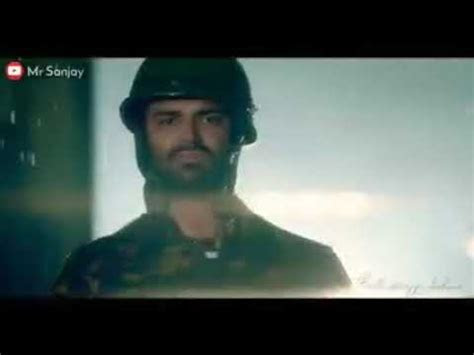 ymate  feeling background indian army song status