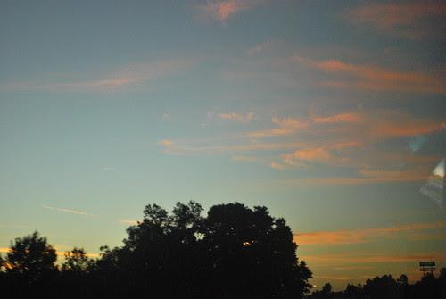 before sunrise