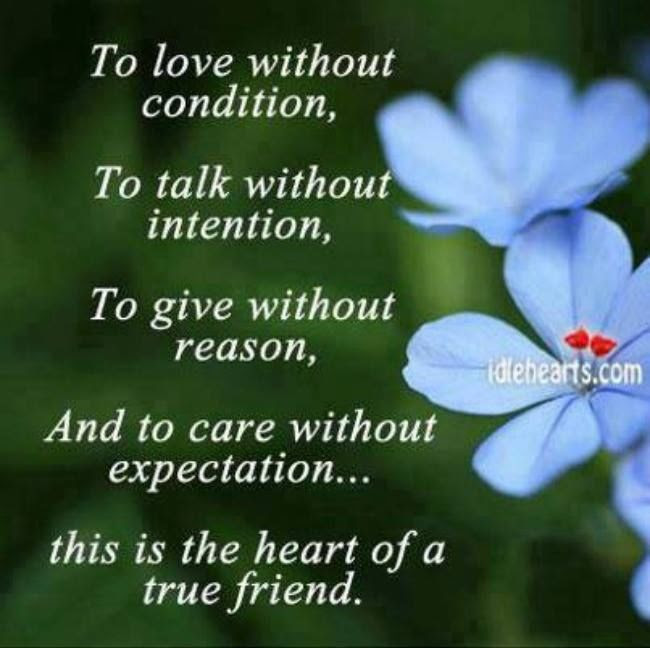 The Heart Of A True Friend Pictures Photos And Images For Facebook