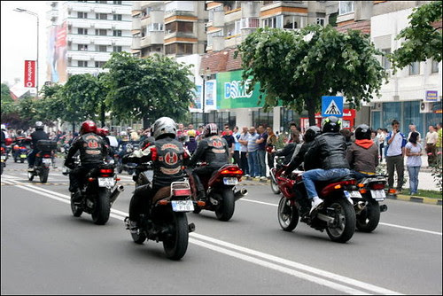 Moldavia Bikers Party in Bacau by cdorob