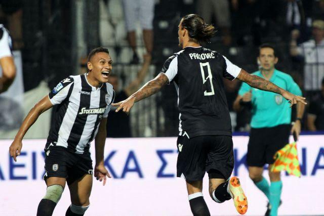 Δύσκολη νίκη του ΠΑΟΚ απέναντι στον Αστέρα με 1-0 | in.gr