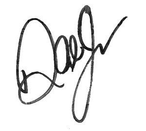 A Dale Earnhardt Jr. autograph