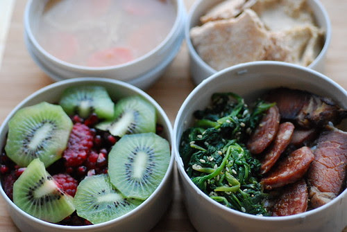 12/30/09 Claypot Rice Lunch