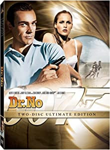 """Cover of """"Dr. No (Two-Disc Ultimate Editi..."""