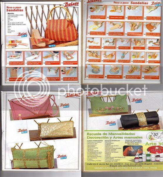 bolsos baratos carteras diseños patrones moldes confeccionar