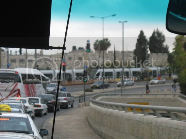 jerusalem lightrail