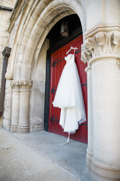 Wedding details and prep and pre-ceremony photos at Second first congregational in downtown Rockford IL for Anna and Deven who got married on a beautiful autumn afternoon in October.