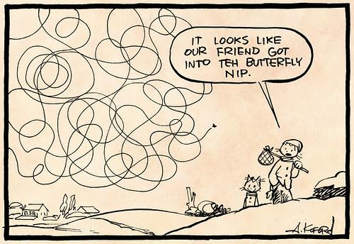 Laugh-Out-Loud Cats #2437 by Ape Lad