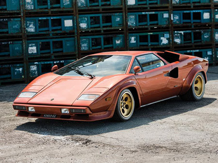 What A Yearold Lamborghini Countach Lps With Just Miles