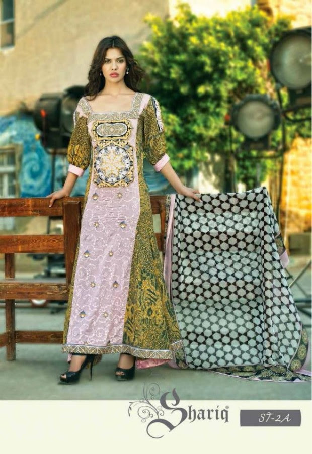 Womens-Girl-Dress-Reeva-Designer-Embroidered-Lawn-Collection-2013-By-Shariq-Textile-19