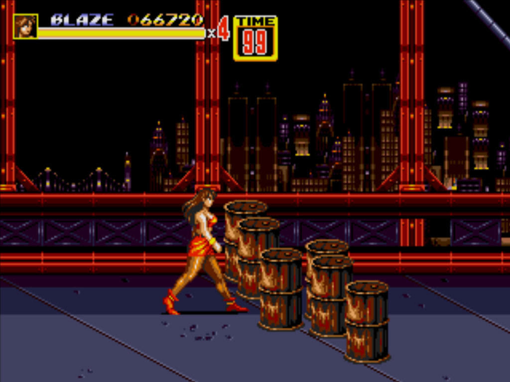 Streets Of Rage 2 Screenshots For Windows Mobygames